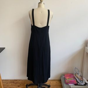 Aritzia Dresses - Aritzia Wilfred Black Midi Dress
